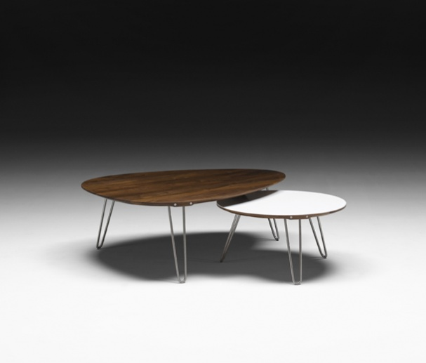 ak 1860-1811 corian-walnut coffeetable